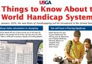 5 things to know about the World Handicap System