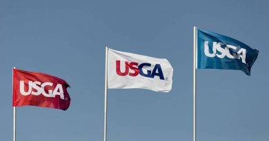 USGA Cancels Qualifying for All Events